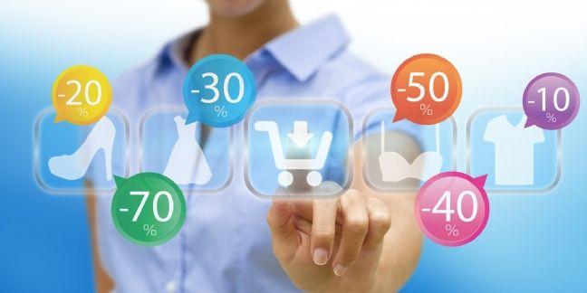 Soldes d'hiver : 61% des e-acheteurs achèteront sur Internet