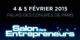 Salon des entrepreneurs 2015 : restauration, numérique et crowdfunding à l'honneur