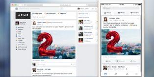 Facebook poursuit ses appels du pied aux entreprises