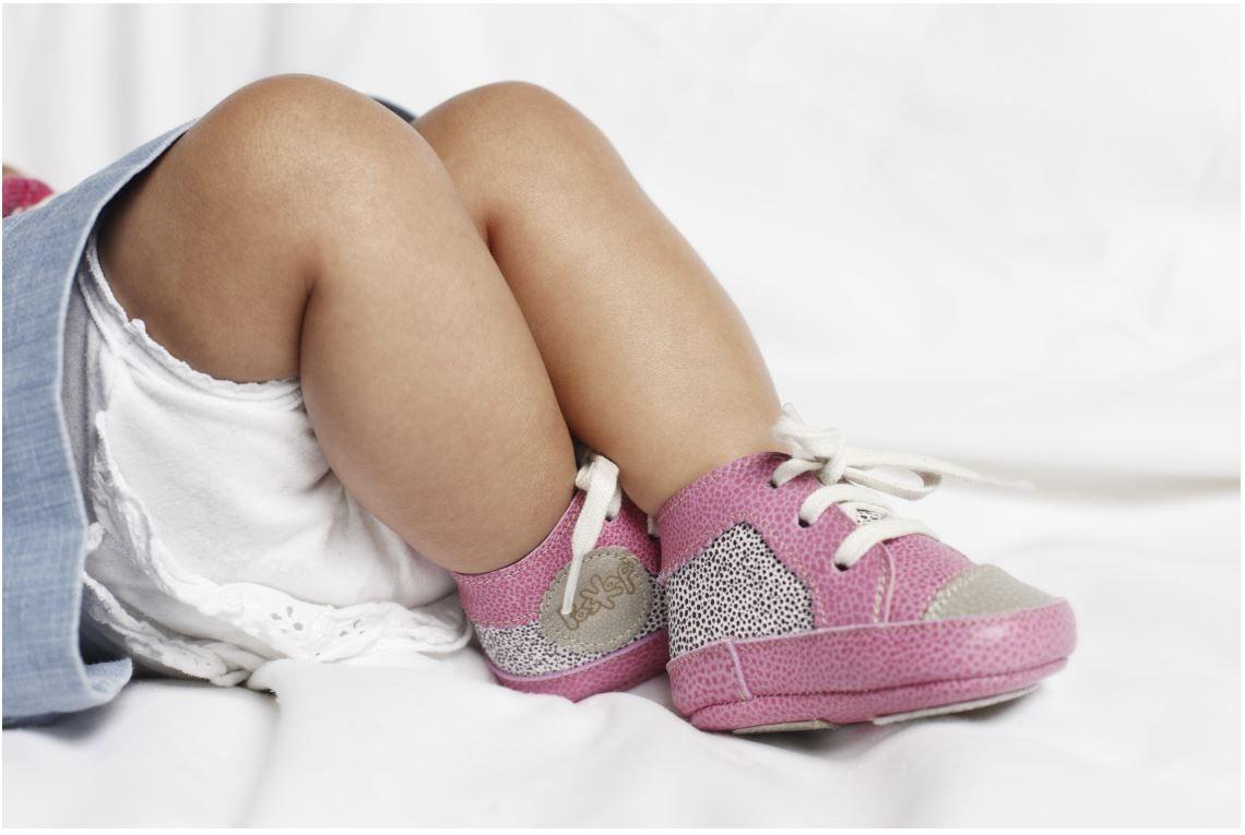 9240f35a676  Start-up  Paskap fait ses premiers pas dans la chaussure made in France  pour bébé