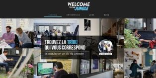 Welcome to the jungle : le site de rencontre entre PME et jeunes talents