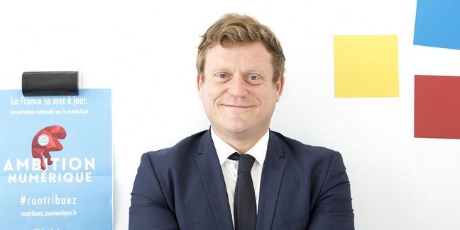"""Benoît Thieulin : """"Le numérique est un facteur immense de productivité pour les PME"""""""