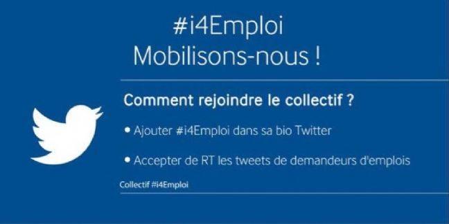Le collectif #i4emploi se mobilise pour sauver une entreprise