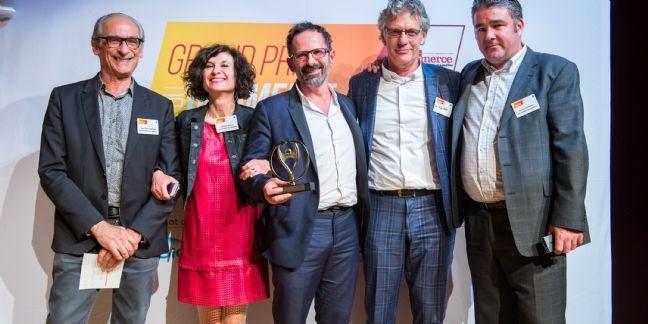 Grand Prix du Commerce : Les Vitrines de Saverne reçoivent le prix de l'Association de commerçants 2015