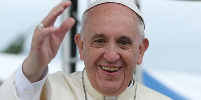 Les 4 leçons de leadership du pape François