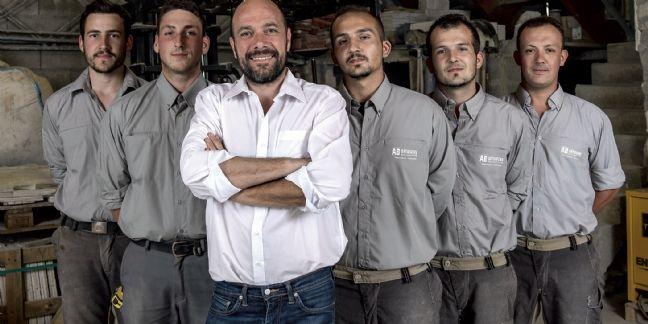 Loïc Bonneau est l'Artisan Formateur 2015