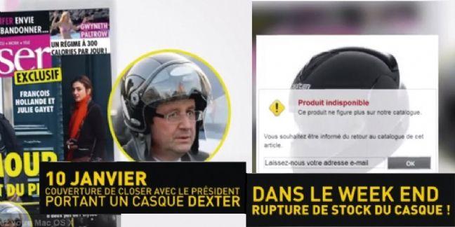 Comment le président a dopé les ventes de la PME française et fabriquant de casques Motoblouz ?