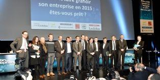Peur de l'échec, risque, collectif : les 3 messages de Macron aux entrepreneurs