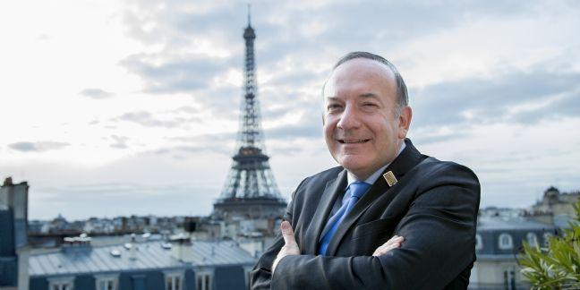 Pierre Gattaz : 'Les entrepreneurs sont des héros'