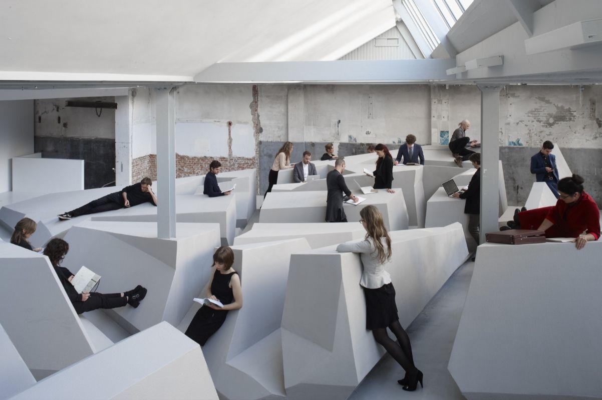 Idée d ailleurs un cabinet d architecture néerlandais raaaf crée