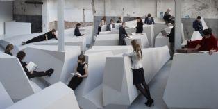 [Idée d'ailleurs] Un cabinet d'architecture néerlandais crée un open space sans bureaux