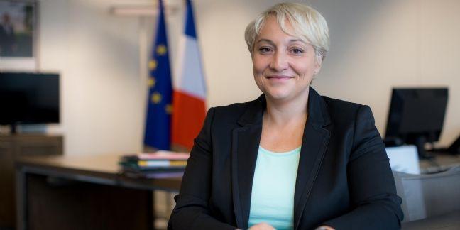 """Pascale Boistard : """"J'ai à coeur d'encourager l'entrepreneuriat féminin"""""""