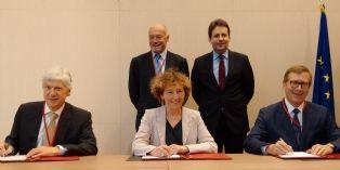 Les CCI et Business France signent un partenariat pour accompagner les entreprises à l'international