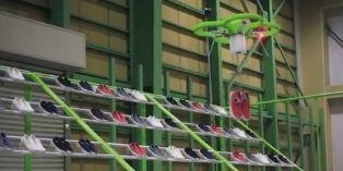 [Idée d'ailleurs] Au Japon, les drones débarquent dans un magasin de chaussures
