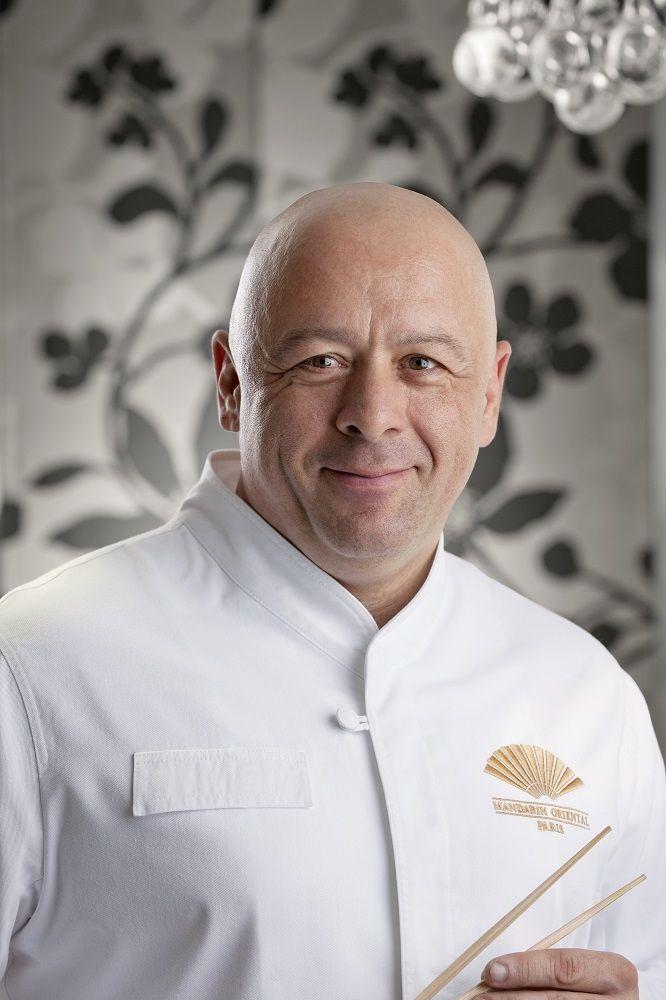 Thierry marx chef du mandarin oriental livre ses for Cuisinier connu