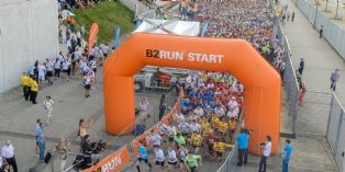 B2RUN sur les starting-block pour son tour de France