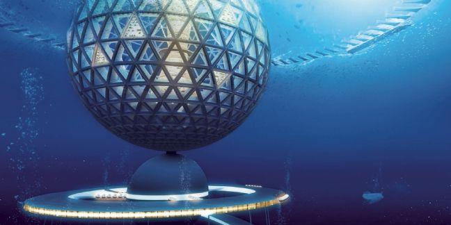 Mer et espace: des territoires d'affaires inexplorés