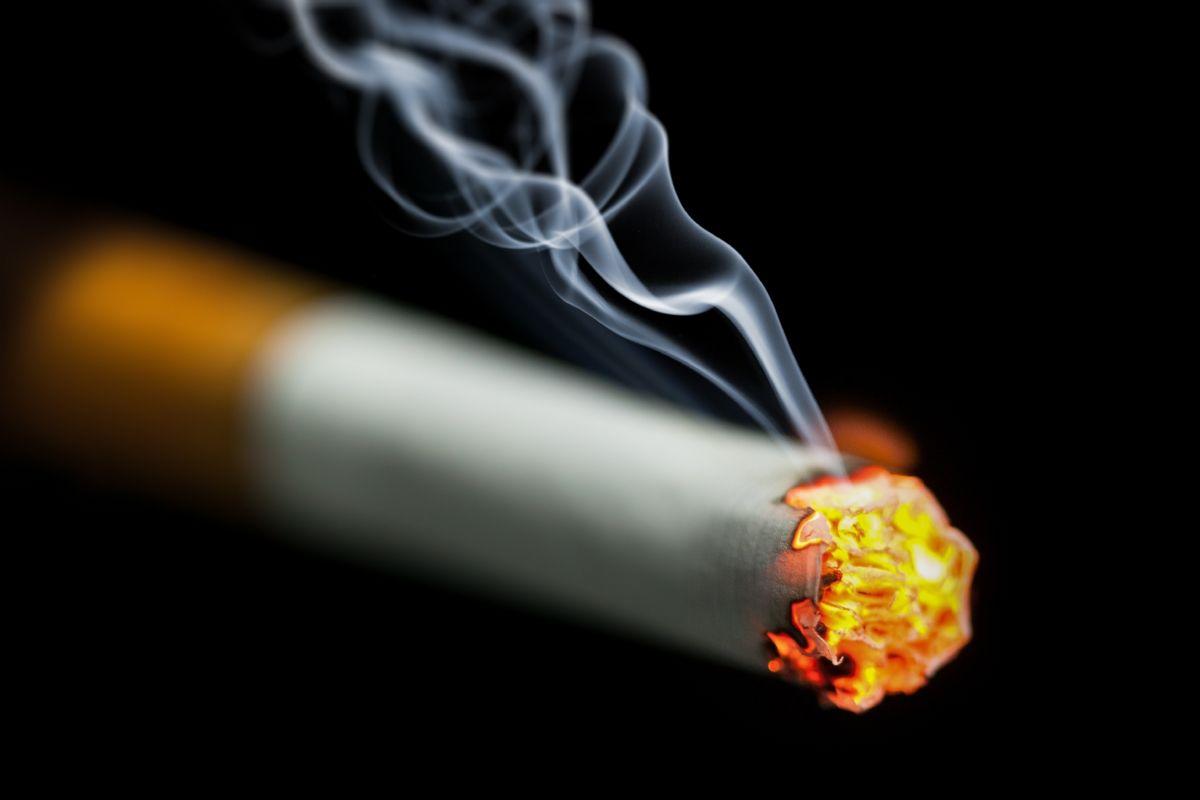 A cessé de fumer la réaction au cerveau