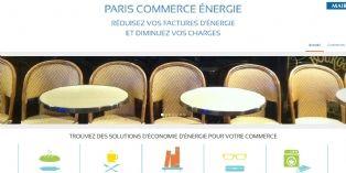 Commerce : Paris aide les pros à réduire leur facture d'énergie
