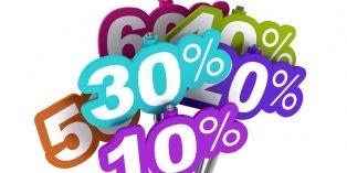 Promotions: nouvel affichage des réductions en magasin