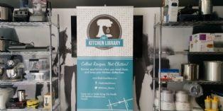 [Idée d'ailleurs] Une bibliothèque où il est possible de louer des outils de cuisine