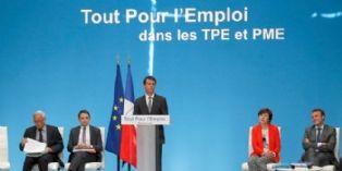 Les 18 mesures du gouvernement pour l'emploi dans les TPE et PME