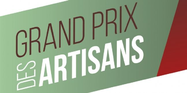 Grand Prix des Artisans : candidatez dès à présent !