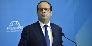 Lors de son discours sur le salon Planète PME, François Hollande s'est félicité que 'les fonds de l'assurance-vie puissent se mobiliser vers le secteur des PME'.