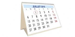 Réglementation : ce qui change au 1er juillet