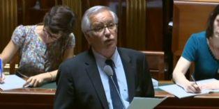 François Rebsamen, suite au vote au Sénat le 30 juin 2015