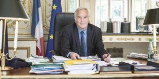 François Rebsamen va quitter son poste de ministre du Travail
