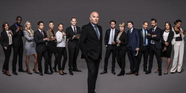 Bruno Bonnell, le big boss de The Apprentice