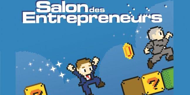 Salon des entrepreneurs de Paris: rendez-vous les 3 et 4 février 2016