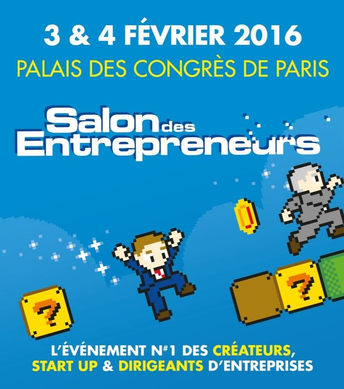 Le salon des entrepreneurs paris les secrets d 39 une for Salon des entrepreneurs de paris