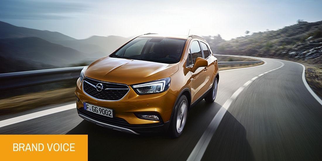 Opel Mokka X, le SUV hyper-connecté du moment