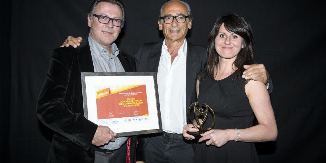 Grand Prix des Commerçants : l'URCA élue association 2016