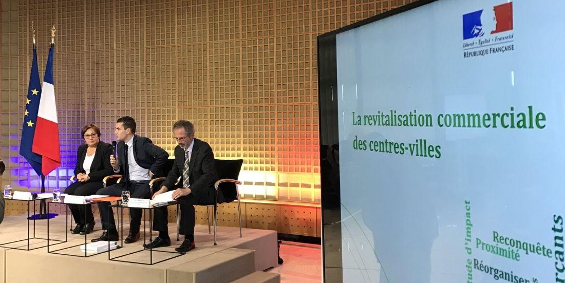 Revitalisation commerciale des centres-villes : les deux axes d'action du gouvernement