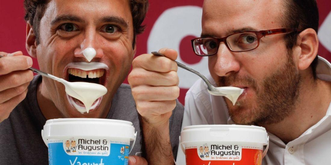 Michel et Augustin fait la Une d'Entrepreneur, le magazine star aux US