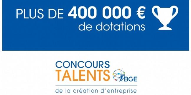 Start-up, tentez votre chance au concours Talents BGE