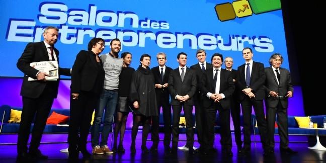 Salon des entrepreneurs : le meilleur de la 1re journée