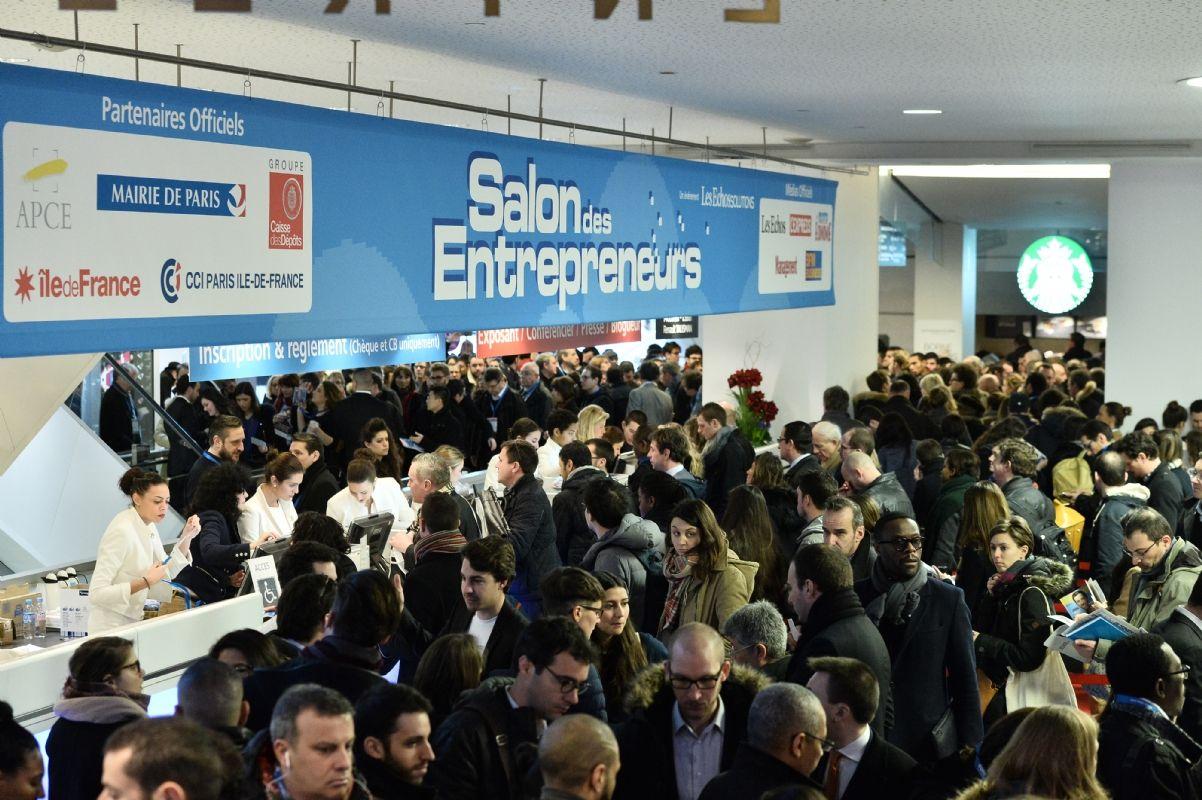 Salon des entrepreneurs 9 temps forts en tweets for Salon des entrepreneurs paris 2016