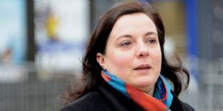 Emmanuelle Cosse, ministre du Logement et de l'habitat durable.