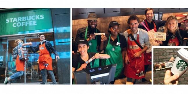 [Étude de cas] Comment Michel et Augustin sont entrés chez Starbucks