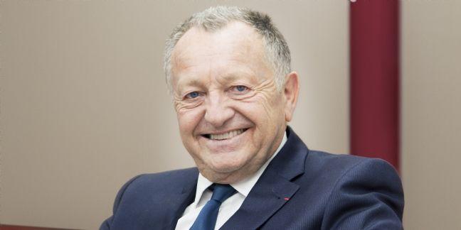 """Jean-Michel Aulas : """"Je gère l'Olympique lyonnais comme une entreprise"""""""