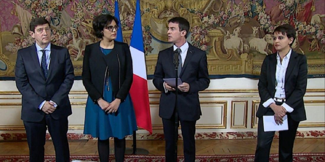 Loi Travail : Valls surtaxe les CDD