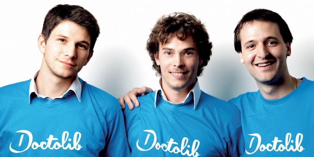 [Grand Prix des Chefs d'Entreprise] Doctolib, la start-up de Stanislas Niox-Château, en pleine santé