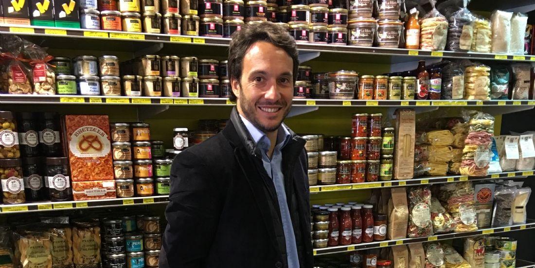 [Étude de cas] Comment Grégoire Maloigne développe son épicerie fine au Mans