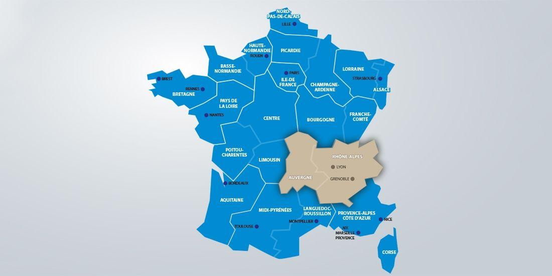 [Spécial région] Auvergne-Rhône-Alpes : un écosystème favorable aux PME