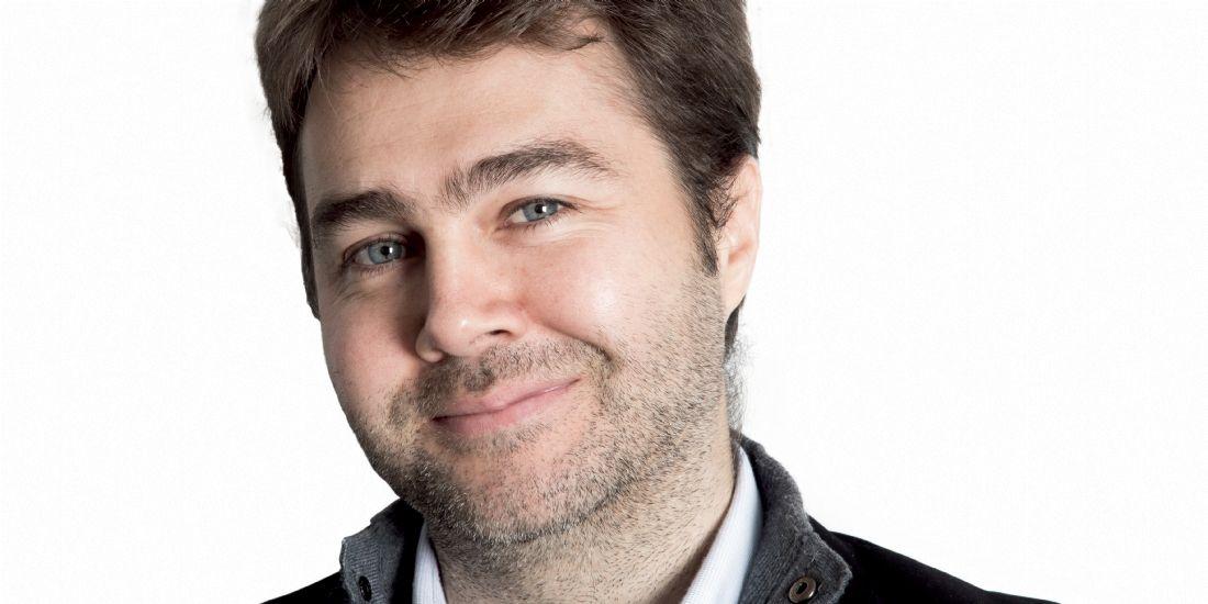 Frédéric Mazzella au Grand Prix des Chefs d'Entreprise