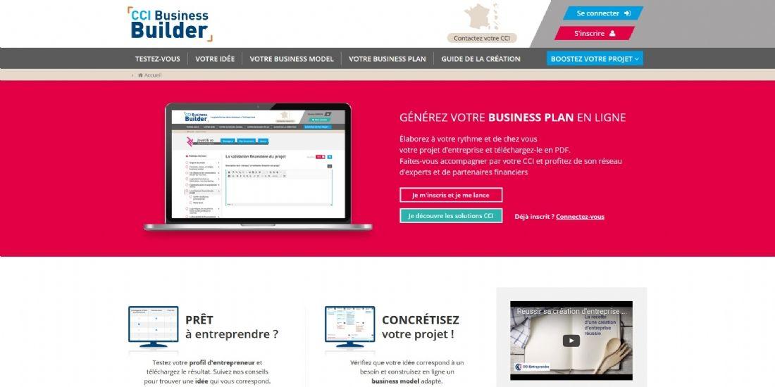 CCI France lance un outil en ligne d'aide à la création d'entreprise